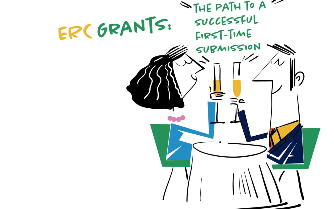 ERC Grants: the path to a successful first-time submission